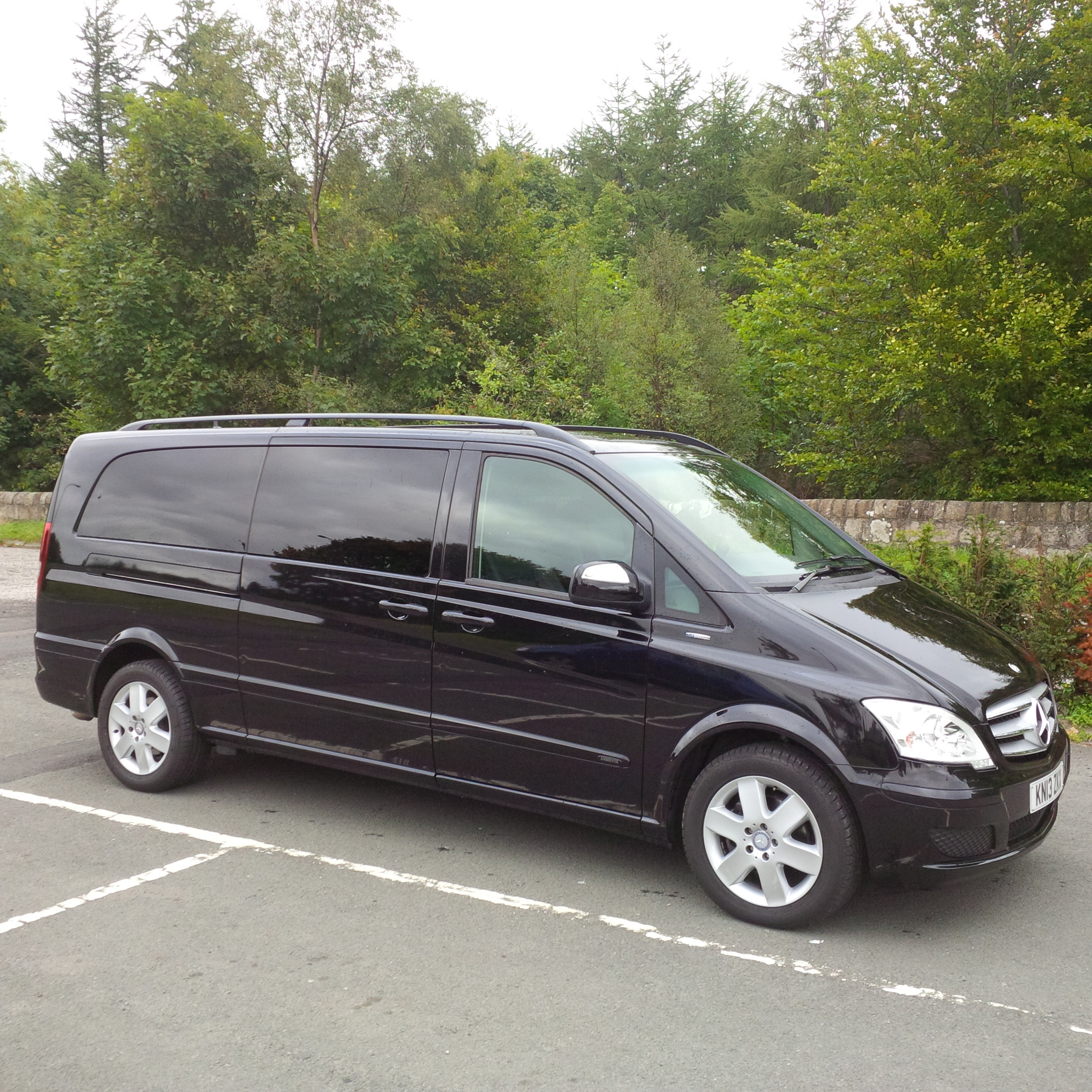 Mercedes Vianno Luxury People Carrier MPV