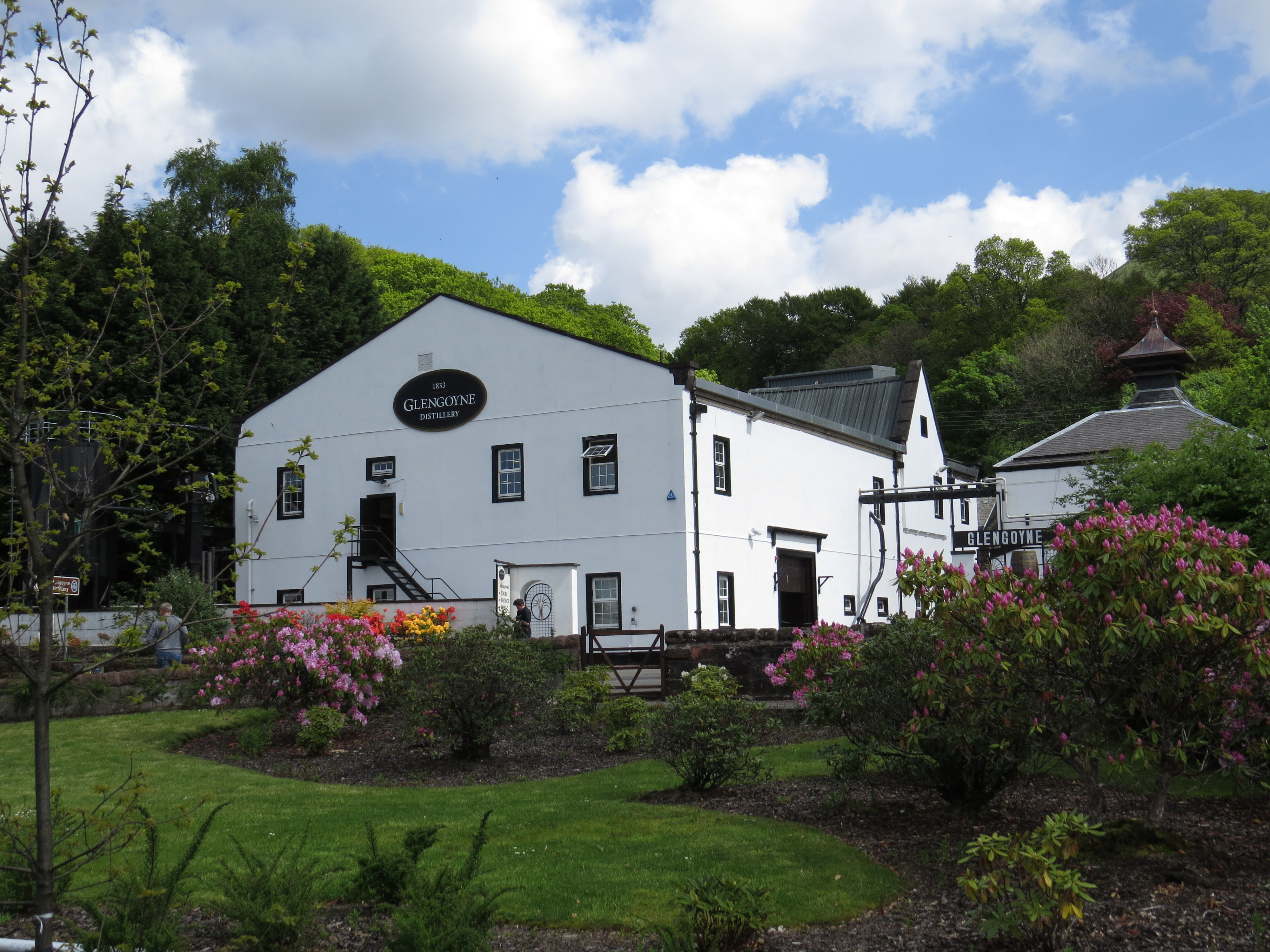 Glengoyne Distillery near Loch Lomond Tour