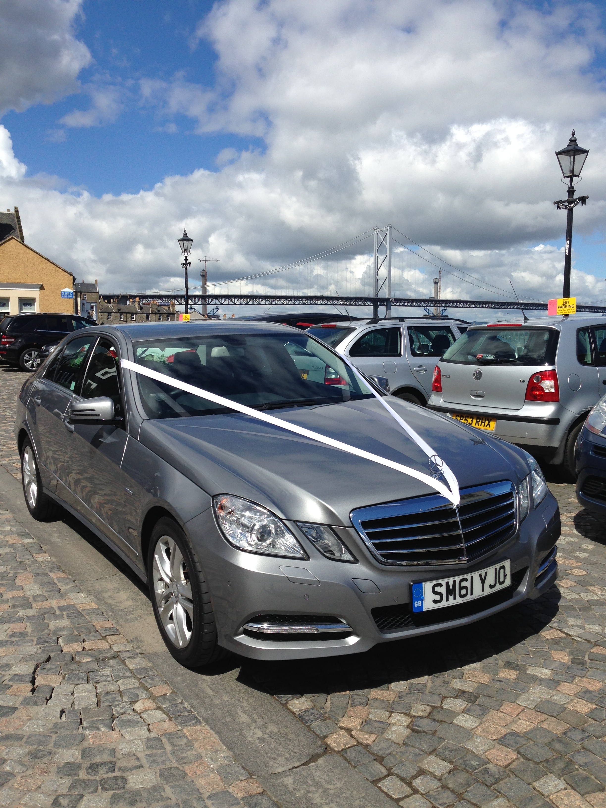 South Queensferry Wedding Car Service