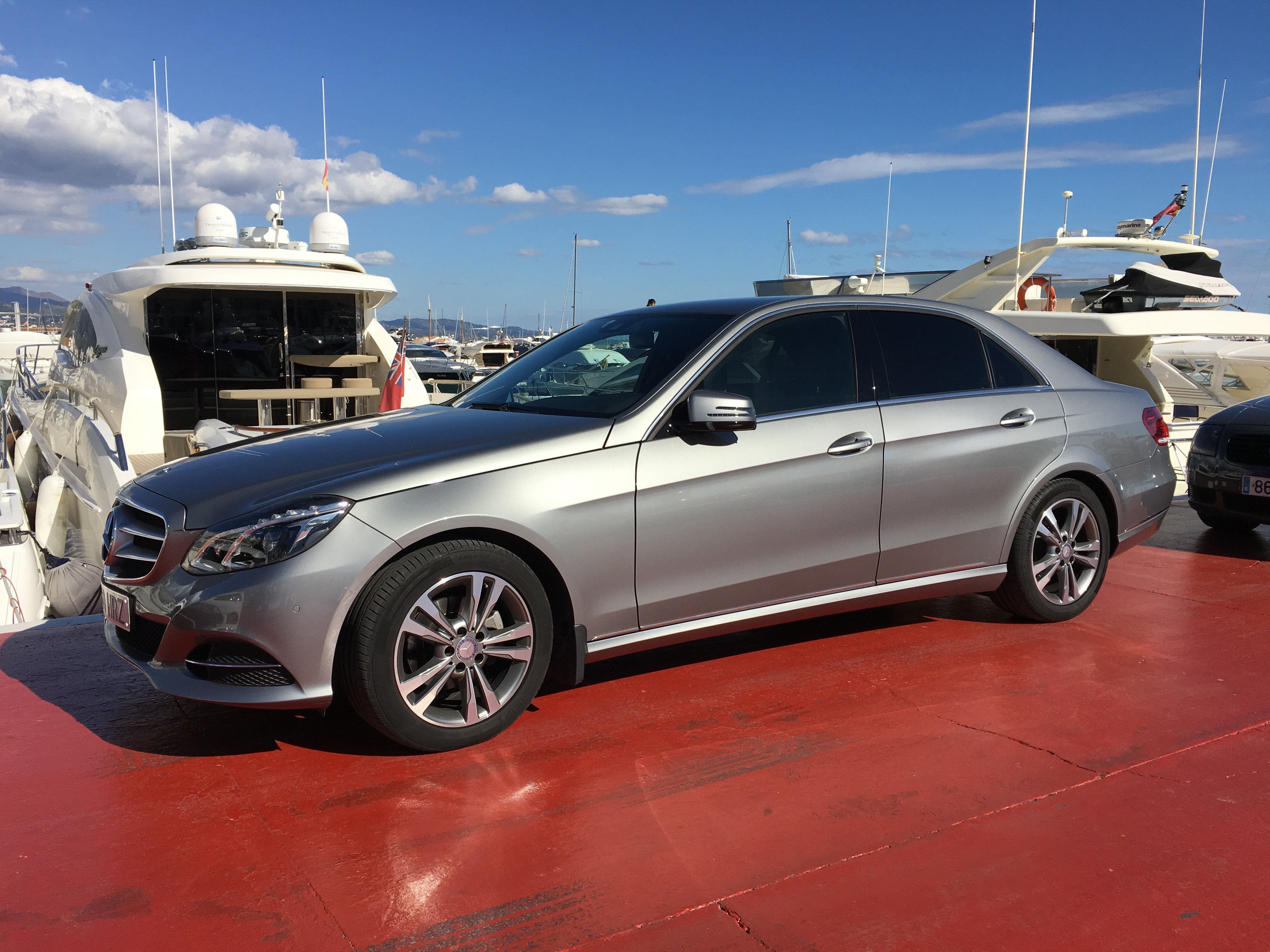 Luxury Transfers from Malaga AGP to Marbella Puerto Banus 5 Star Hotels