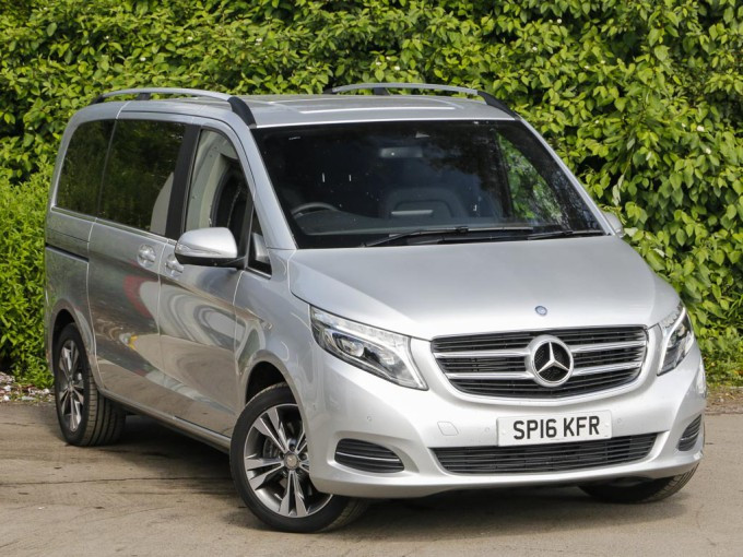 Mercedes V Class People Carriers MPV