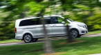 MERCEDES V CLASS & VIANO LUXURY PEOPLE CARRIER