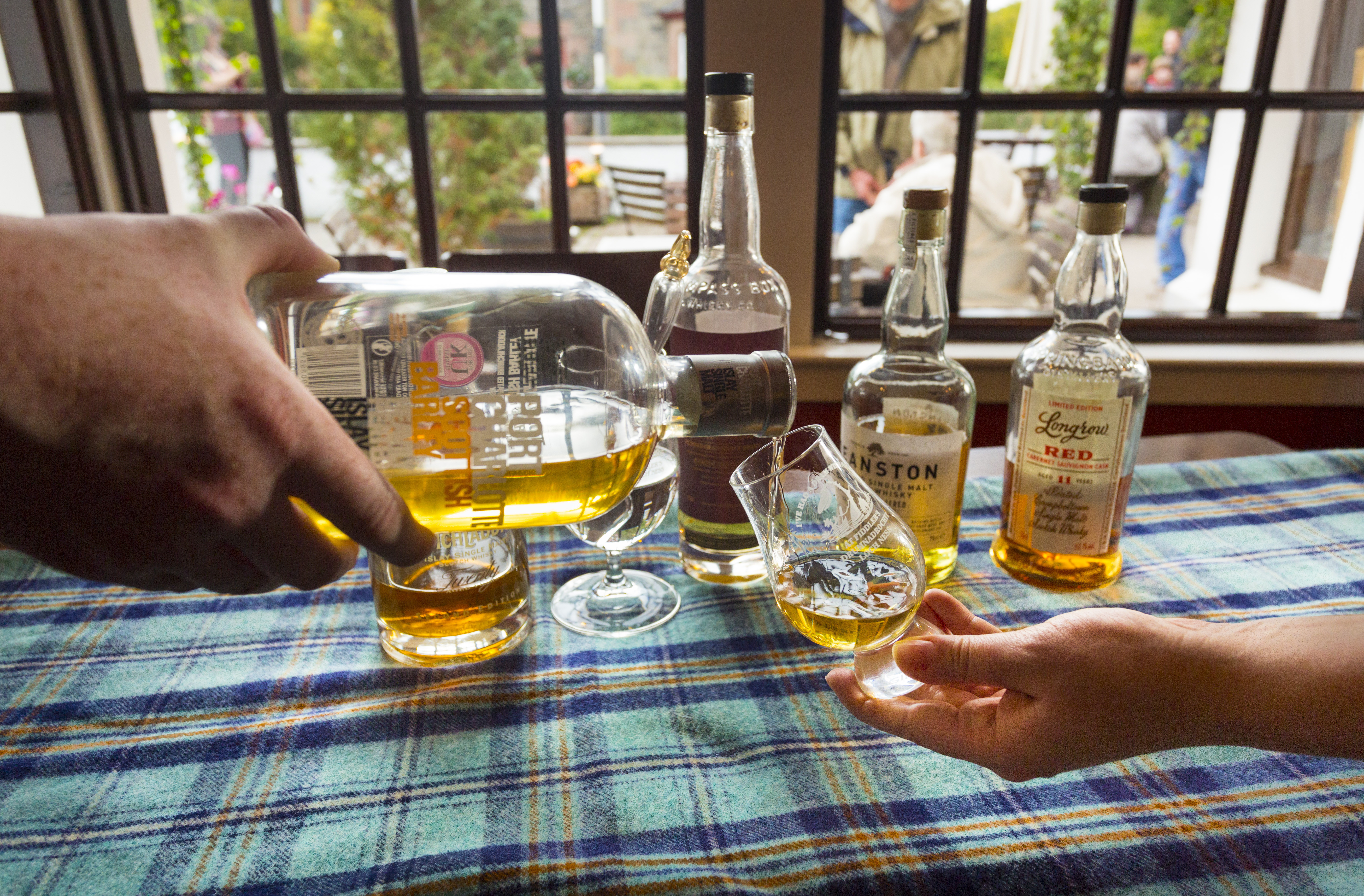 Whiskey Tasting Scotland